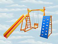 Детский игровой комплекс для улицы KS-15