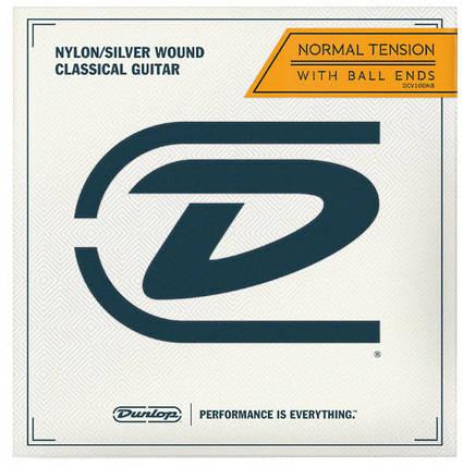 DUNLOP DCV100NB Performance Series Classical (Ball Ends) Струны Dunlop для классических гитар, фото 2