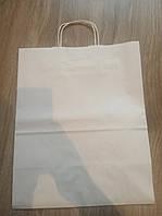 Печать на пакетах белый крафт (услуга)