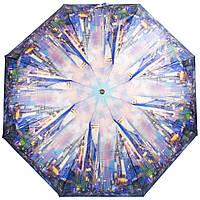 Женский компактный облегченный механический зонт Trust ztr58476-1614