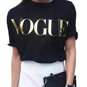 Футболка Vogue женская