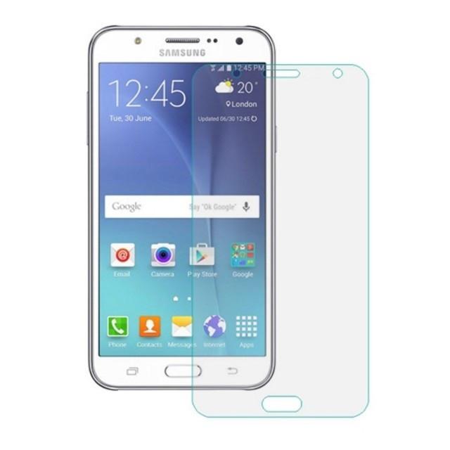 Скло 2.5 D Samsung J7 (J700H) 2015/J7 NEO (J701F) 2017