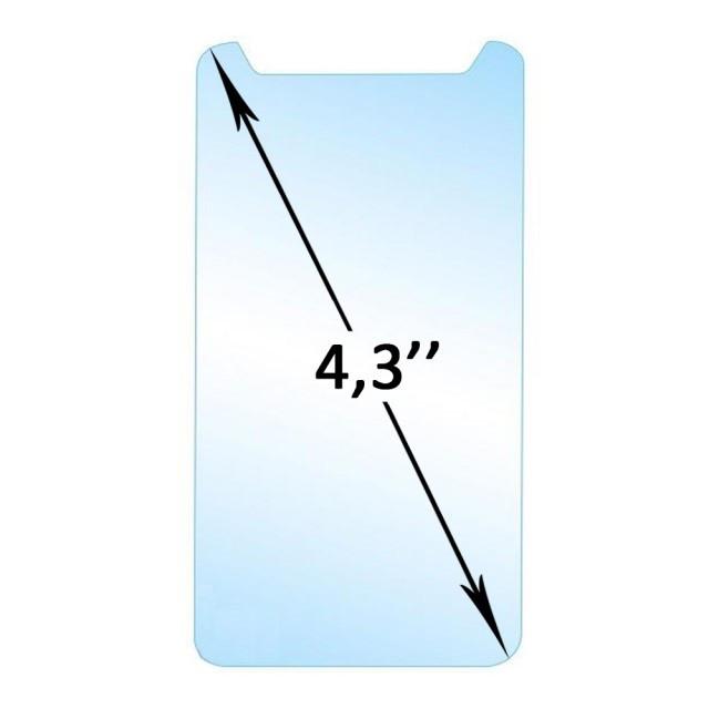 Скло 2.5 D Універсальне 4'3