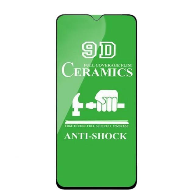 Защитное стекло Ceramic Xiaomi Redmi Note 8 Black