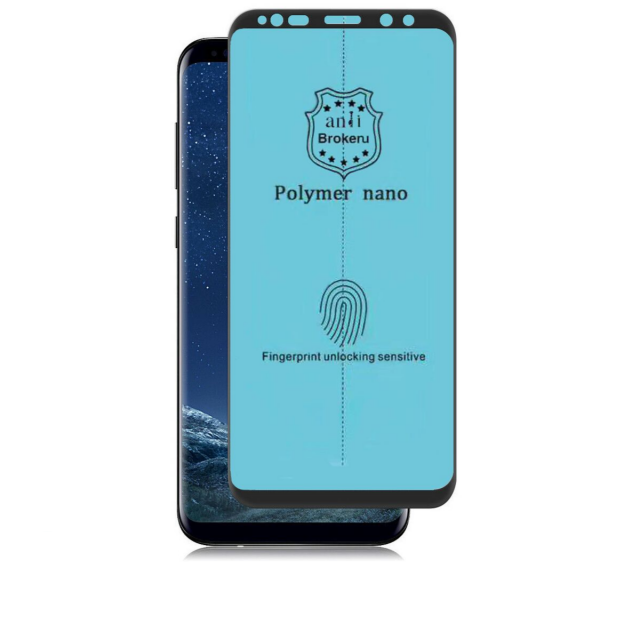 Скло Захисне Nano Glass Samsung S9 Plus