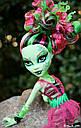 Набір ляльок Monster High Венера і Рошель (Rochelle and Venus) Зомбі Шейк Монстер Хай Школа монстрів, фото 3