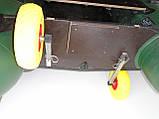 Транцевые колеса КТ270Н Штифт-Пено (нерж/сталь), фото 5