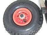 Транцевые колеса КТ400Н Штифт (нерж/сталь), фото 4