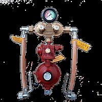 Рампа газовая пропановая GOK 4 мягкая