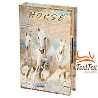 Кодовая книга сейф Horse 26 см, фото 1