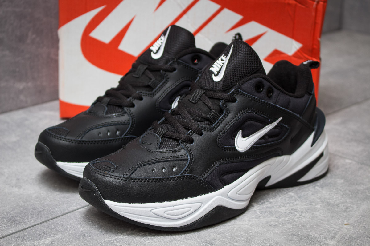 Кроссовки мужские Nike M2K Tekno, черные (14593) размеры в наличии