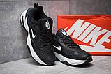 Кроссовки мужские Nike M2K Tekno, черные (14593) размеры в наличии, фото 3