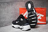 Кроссовки мужские Nike M2K Tekno, черные (14593) размеры в наличии, фото 4