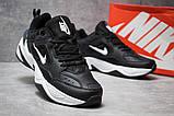 Кроссовки мужские Nike M2K Tekno, черные (14593) размеры в наличии, фото 5