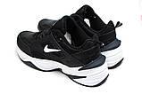 Кроссовки мужские Nike M2K Tekno, черные (14593) размеры в наличии, фото 8