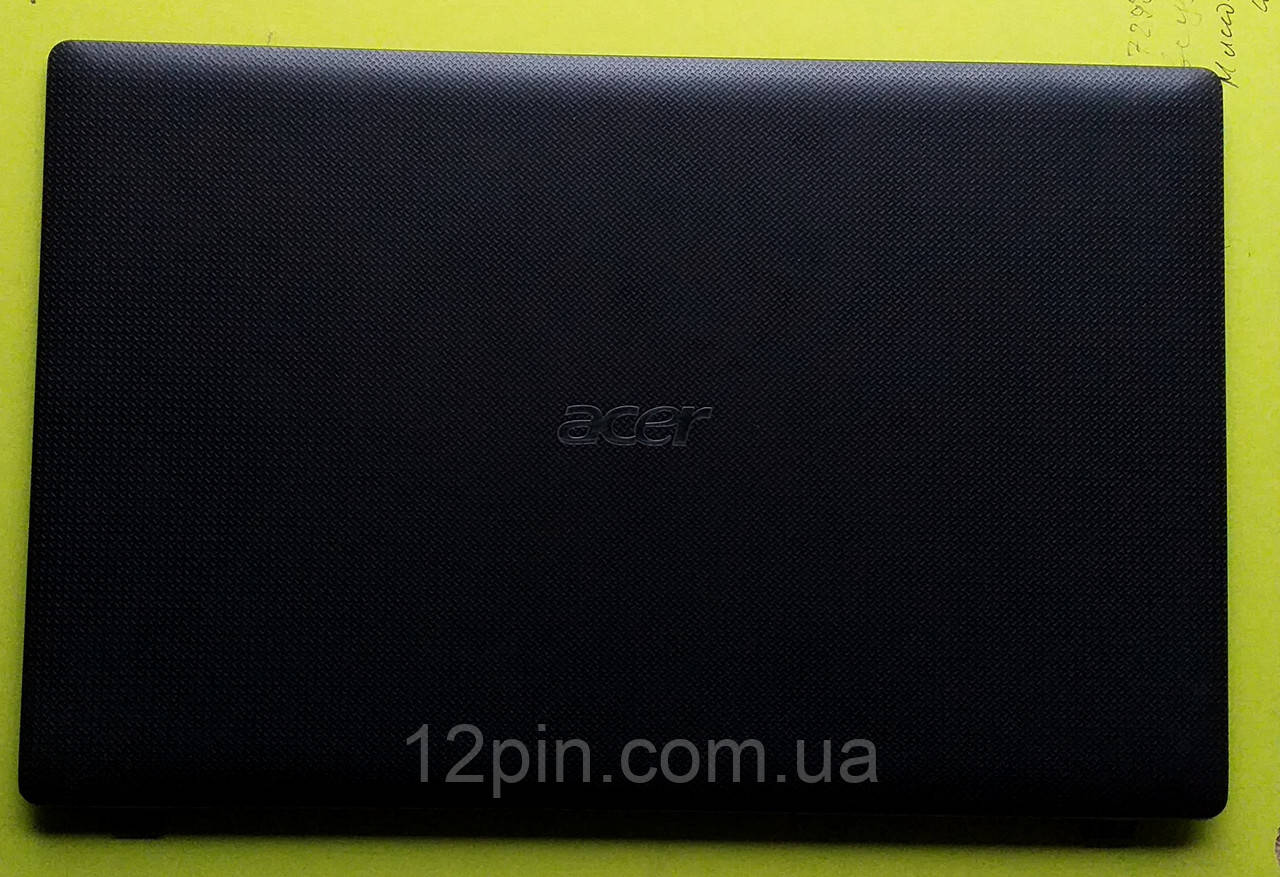 Крышка матрицы Acer aspire 5552g б/у оригинал