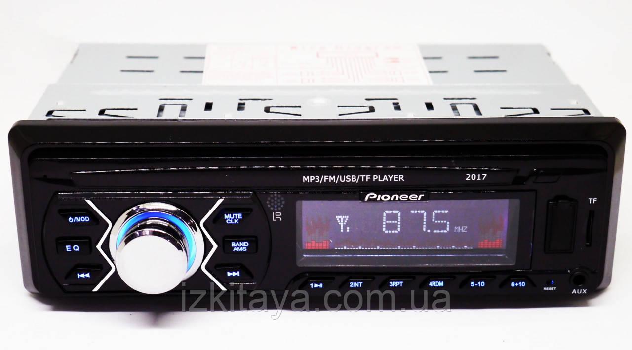 Автомагнітола піонер Pioneer 2017 USB microSD AUX