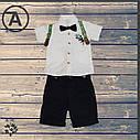 Комплект для мальчика «Панда» 1-2-3-4 года, фото 3