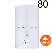 Бойлер (водонагреватель) ARTI WH FLAT M 80L/2 на 80 литров, л, плоский, электрический