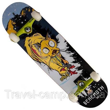 Скейт, скейтборд Apolo Cat, фото 2