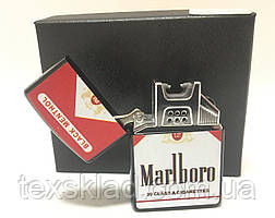 Запальничка електроімпульсна Marlboro x1