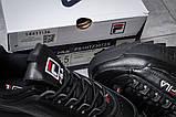 Кроссовки женские  Fila Disruptor II Black, черные (14411) размеры в наличии ► [  36 37  ], фото 6