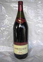 Вино игристое Lambrusco Puglia La Colombara rosso (Ламбруско Пуглия Ла Коломбара)