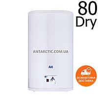 Бойлер (водонагреватель) ARTI WH FLAT M DRY 80L/2 на 80 литров, л, с сухим теном, электрический, плоский