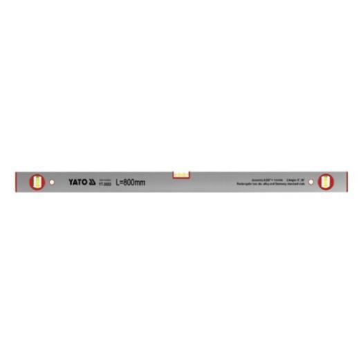 Уровень алюминиевый YАТО YT-3003 80 см