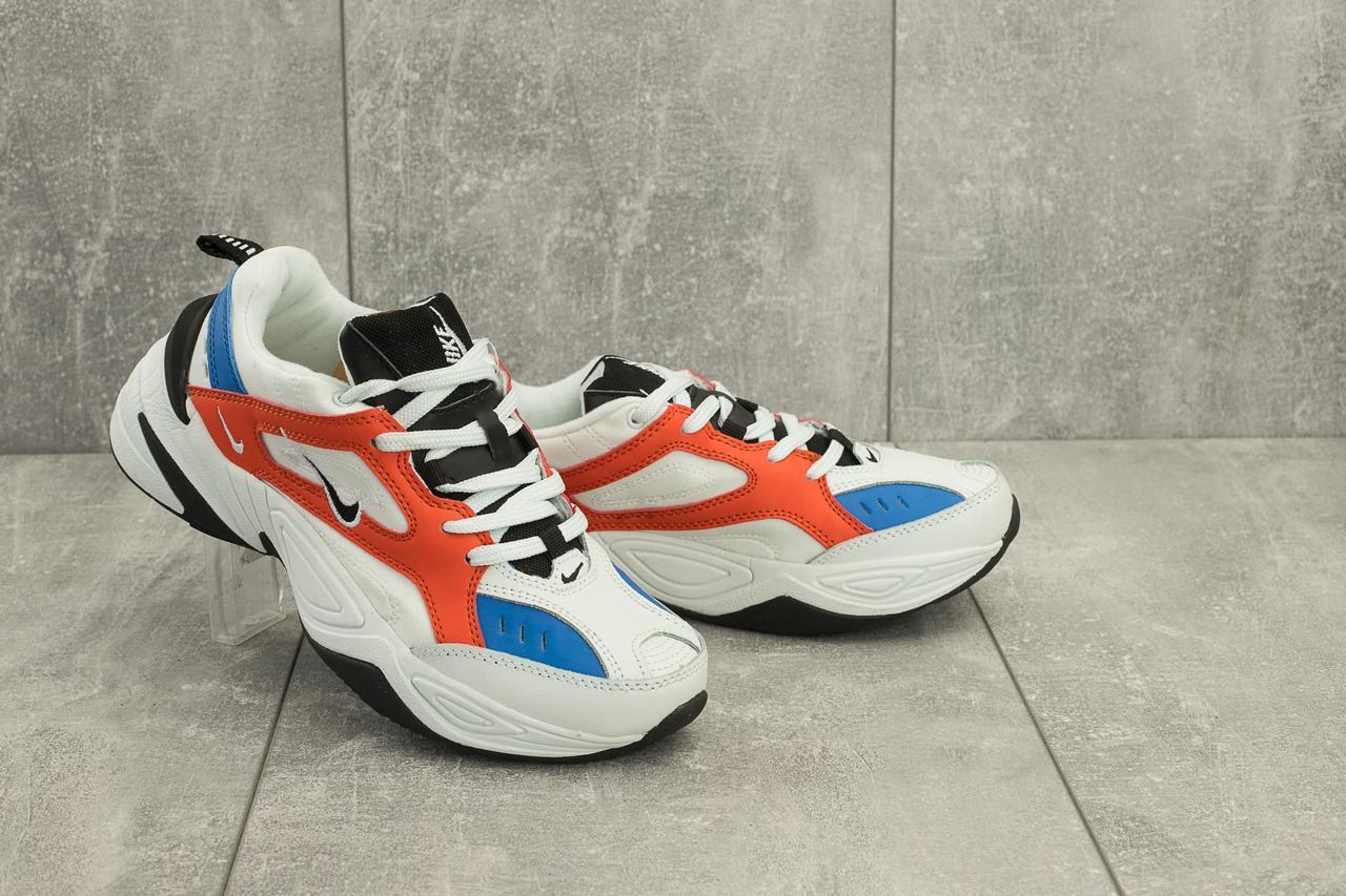 Кроссовки Nike Air M2K Tekno (весна/осень, женские, белый)