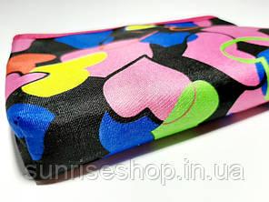 Косметичка текстиль  цвета микс, фото 2