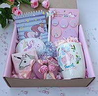 Подарок для девочки  на День Рождения. Набор для дочки, внучки, сестры, подруги, племянницы.