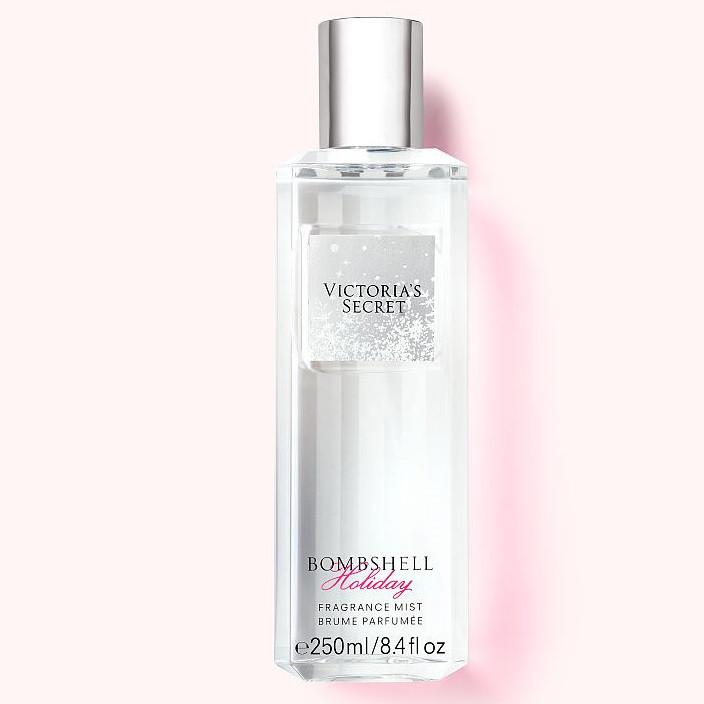 Парфюмированный спрей для тела Victoria's Secret Bombshell Holiday 250 мл (оригинал)