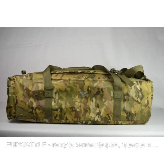 Сумка-рюкзак камуфлированная мультикам