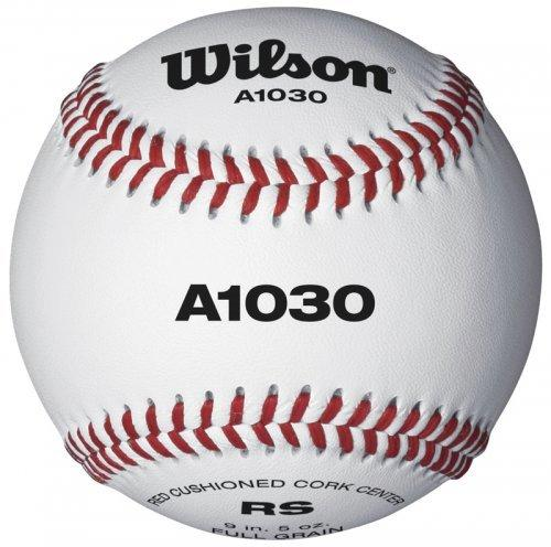 Мяч бейсбольный Wilson OFFICIAL LEAGUE BASEBALL SS18