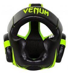 Боксерский шлем Venum Challenger 2.0 Neo Yellow/Black