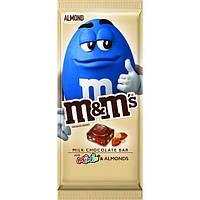 Шоколадка M&m`s Almond 107.7g