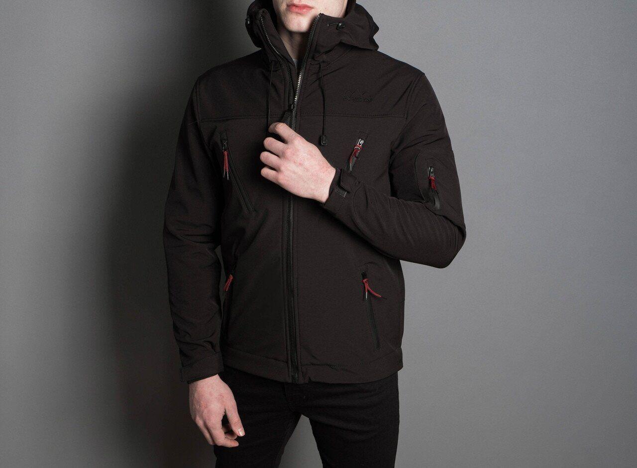 Мужская куртка Pobedov Jacket Soft Shell