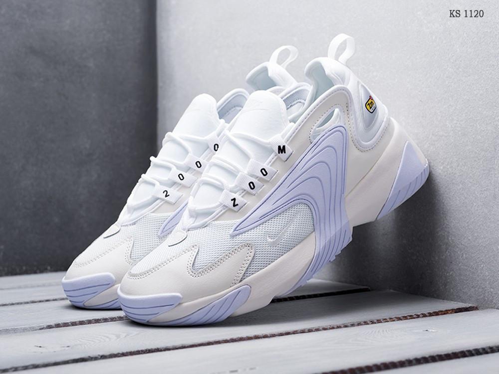 Кроссовки мужские Nike Zoom 2K (белые)