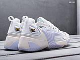Кроссовки мужские Nike Zoom 2K (белые), фото 2