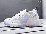 Кроссовки мужские Nike Zoom 2K (белые), фото 3