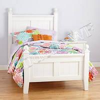 """Ліжко дитяче """"Валден"""" з натурального дерева, фото 1"""
