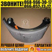 Колодка тормозная МАЗ 5440 передняя левая (пр-во Самборский ДЭМЗ) (арт. 5440-3501091)