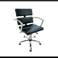 Кресло парикмахерское Тифани 2. Гидравлика, Квадрат плоский