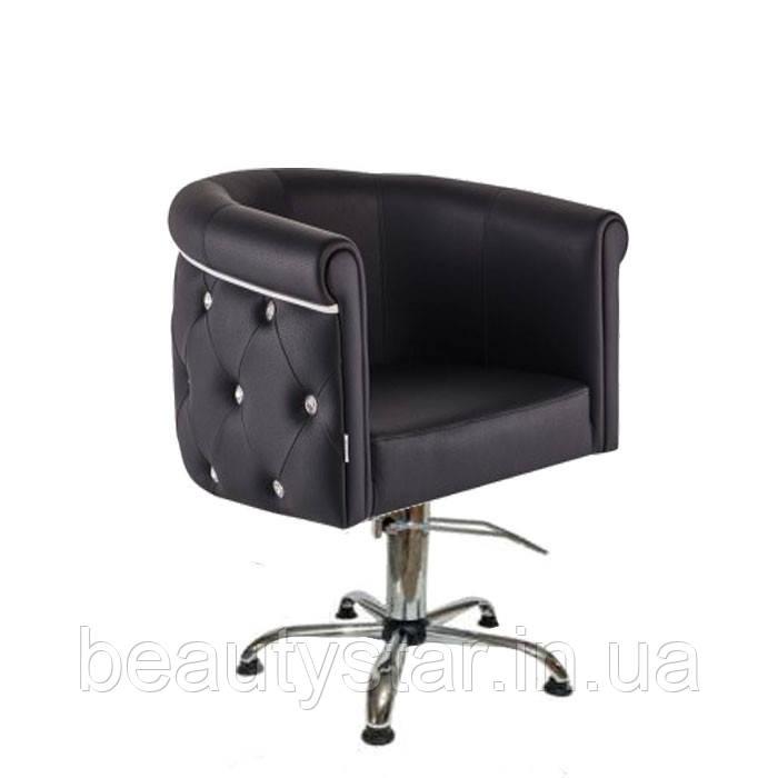 Кресло клиента парикмахера Обсешн (Obsession) Парикмахерское кресло с гидравликой