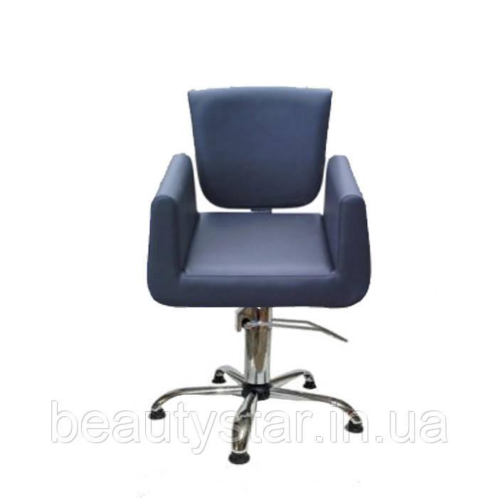 Перукарське крісло Орландо (Orlando) крісла для перукарень, крісло перукаря для салону краси