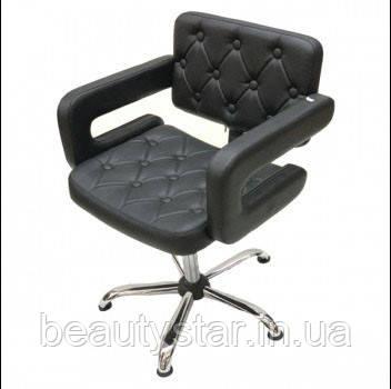 """Парикмахерское кресло для клиентов салона красоты """"Бинго"""""""