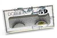 Накладные ресницы 5D Don Beauty №F03
