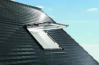 Мансардные окна Roto R8 ПВХ 74х140 см + WD блок, шт.