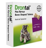 Дронтал Плюс XL (Drontal plus XL) Антигельминтик с вкусом мяса для собак 6